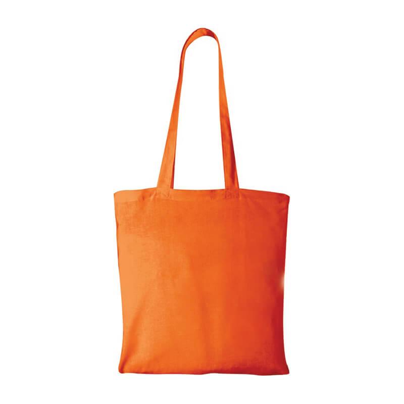 Sac shopping publicitaire - Tote bag coton Carolina