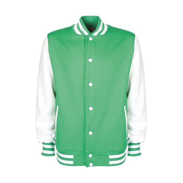 Sweat-shirt publicitaire Varsity 300 g/m² - Objet publicitaire