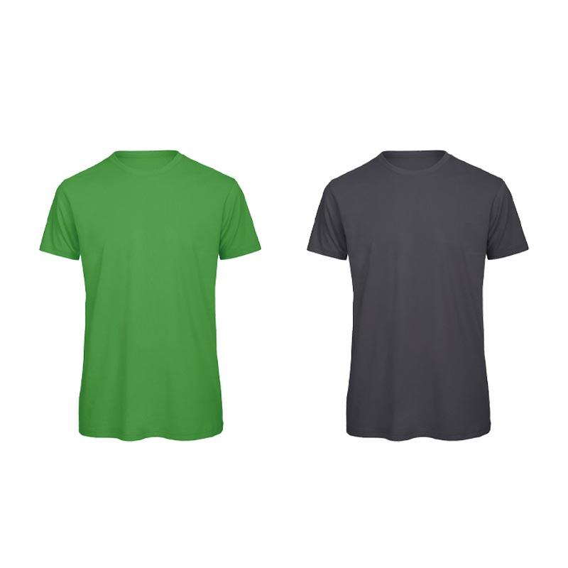T-Shirt personnalisé coton bio 140 g/m² Inspire- Objet publicitaire