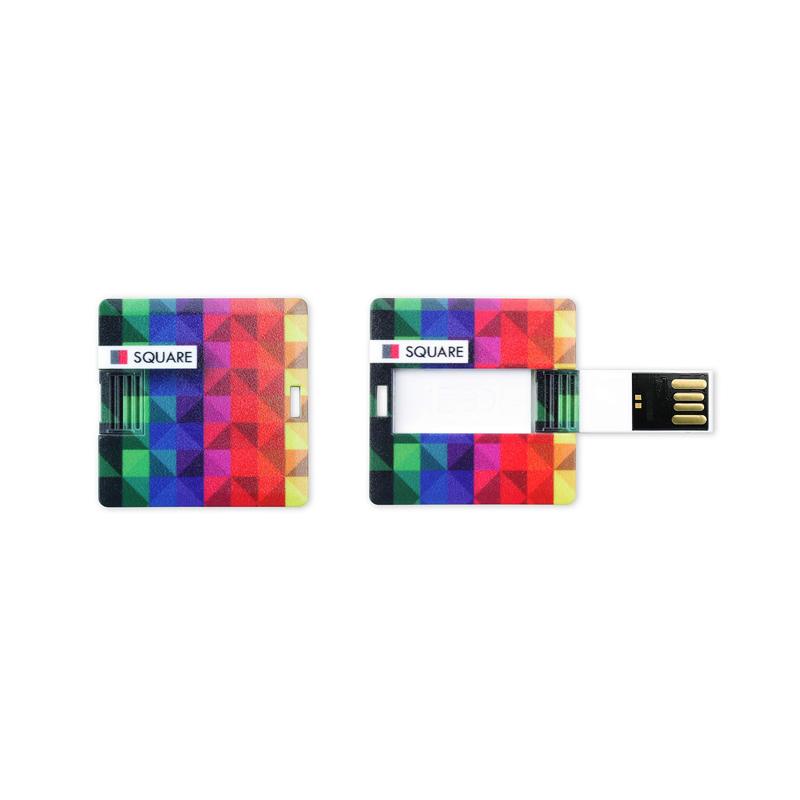 Clé USB carte de crédit Square