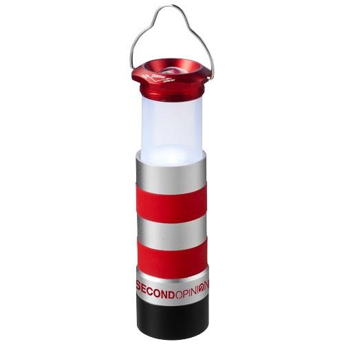 Lampe torche publicitaire 1W Lighthouse - Cadeau d'entreprise style marin