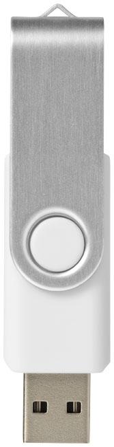 Clé USB publicitaire rotative 16 Go Axis - objet publicitaire