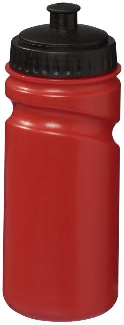 Gourde publicitaire - Bidon sport publicitaire Easy Squeezy Color - rouge