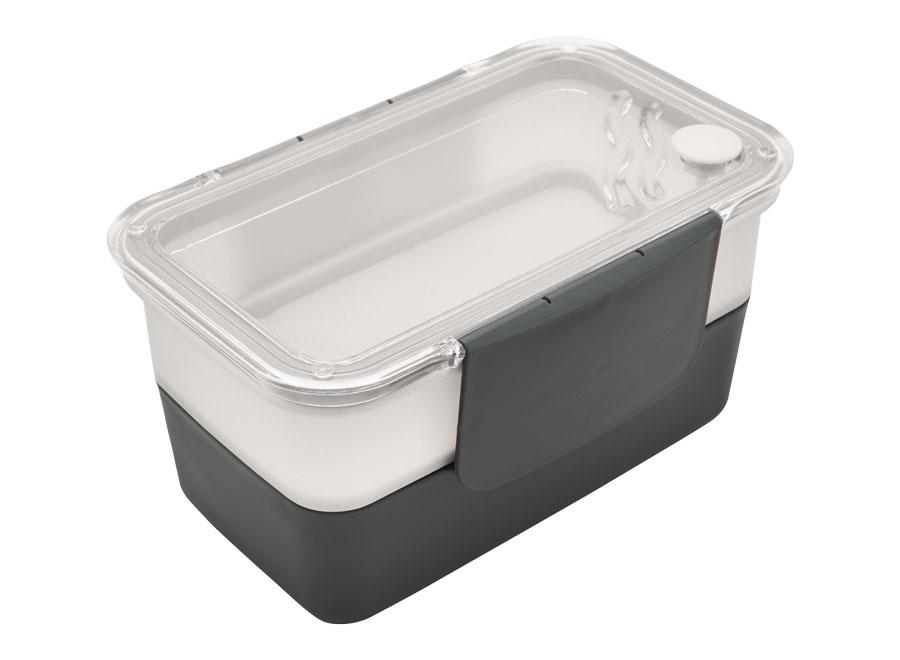 Lunch box publicitaire - Bento Kyoto - noir