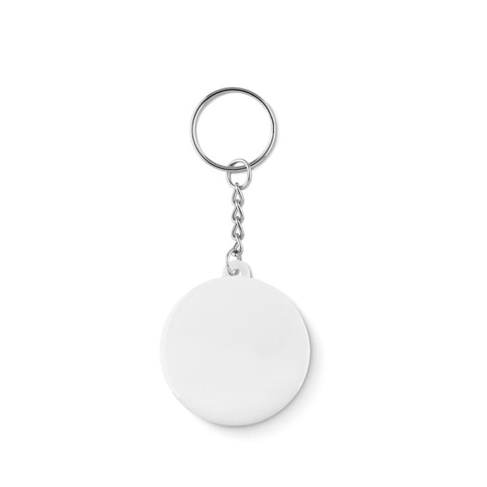 Badge personnalisé - Porte-clés personnalisé Pin Key