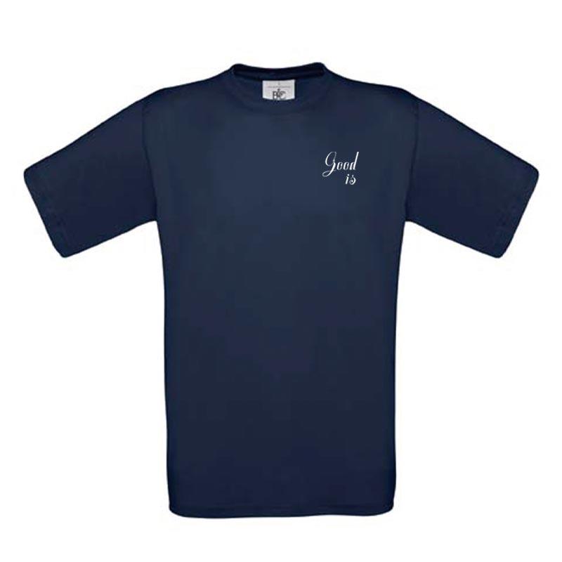 tee shirt publicitaire en coton Exact - textile promotionnel pour enfant