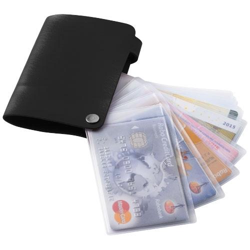 Porte-cartes personnalisable Valencia - porte-cartes promotionnel