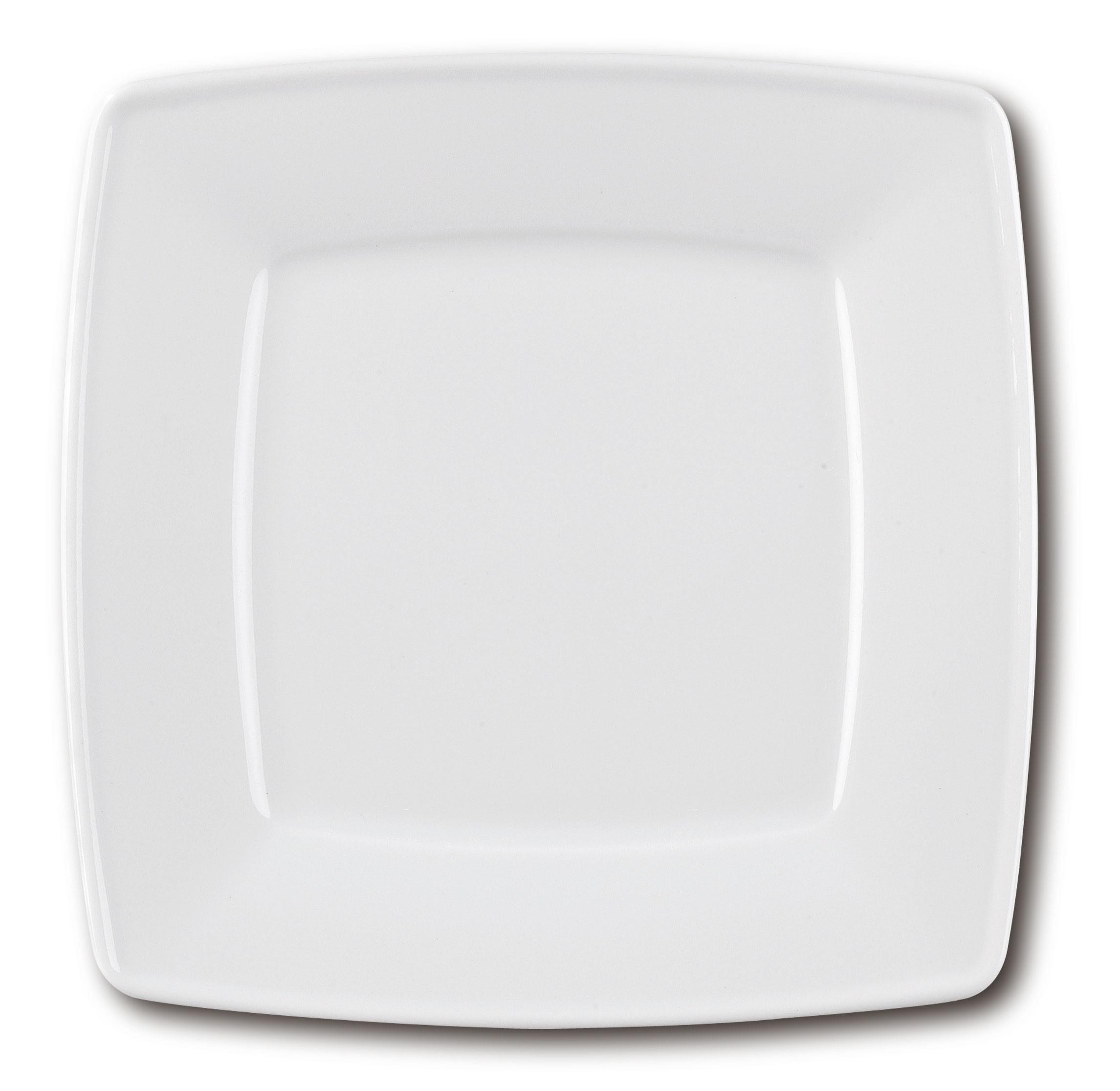 assiettes plates publicitaires - assiette personnalisable porcelaine Maxim