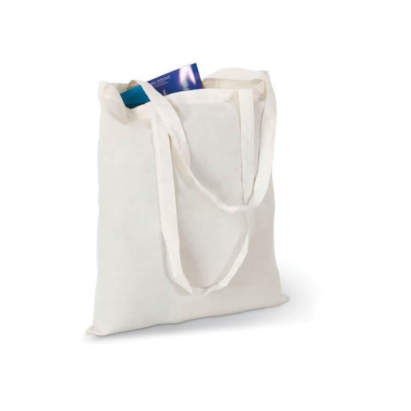 tote bag promotionnel - Sac shopping longues poignées