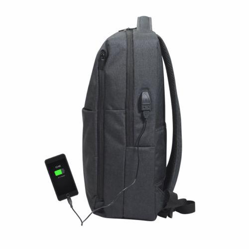 Sac à dos ordinateur publicitaire et USB PACKLINK - bagage personnalisé