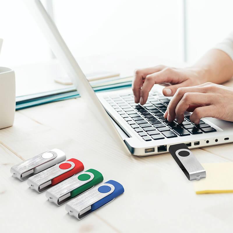 Clé USB Twistery