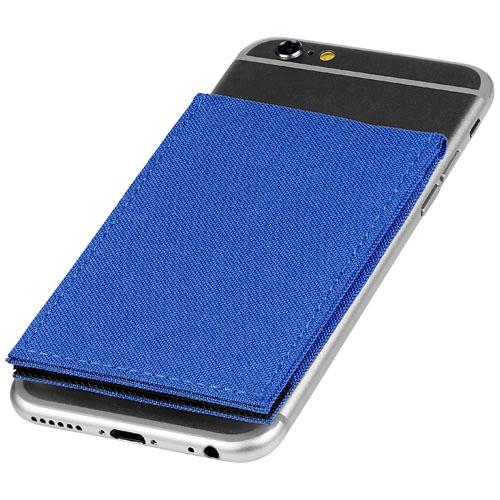 Porte-cartes publicitaire RFID pour téléphone Premium - cadeau entreprise