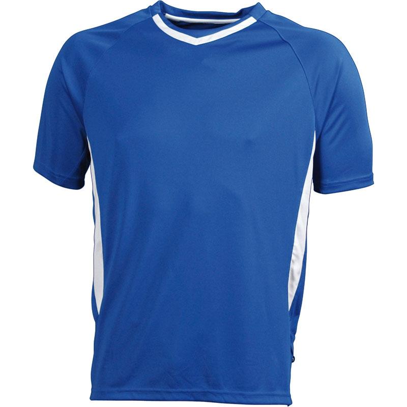 Maillot publicitaire sport Team Unisexe Ronaldo - Objet publicitaire textile