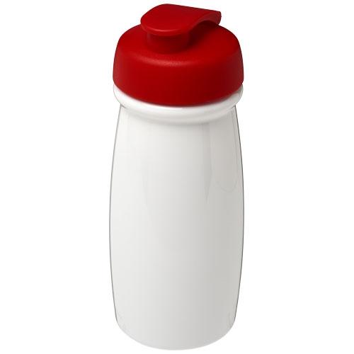 Goodies sport - Bouteille de sport publicitaire H2O Pulse® 600 ml  - rouge