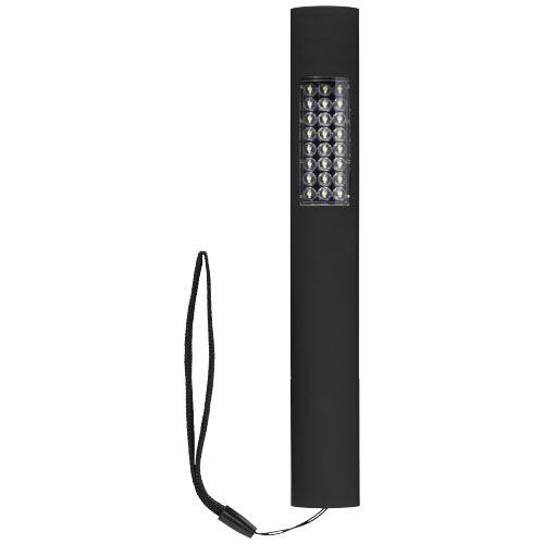 Cadeau d'entreprise - Lampe torche personnalisée magnétique 28 LED Extra