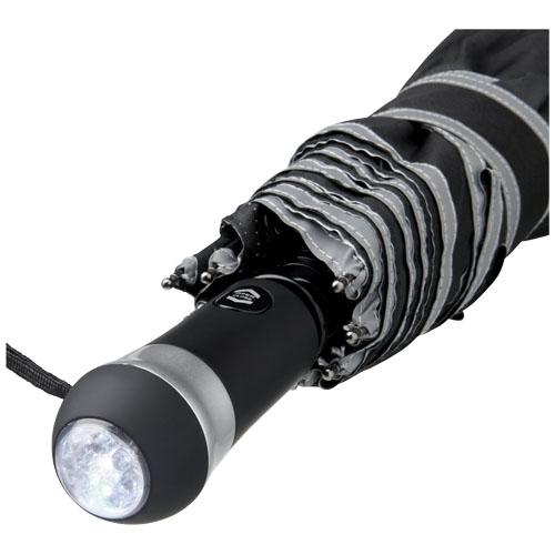 parapluie publicitaire avec lampe led poignée Luminous