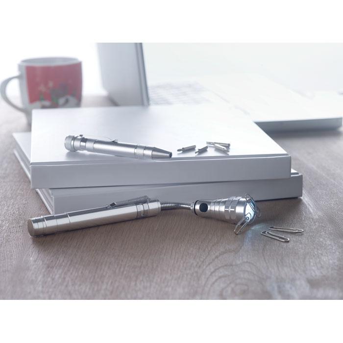 Outil publicitaire Set d'outils avec torche Strech-Torch Set