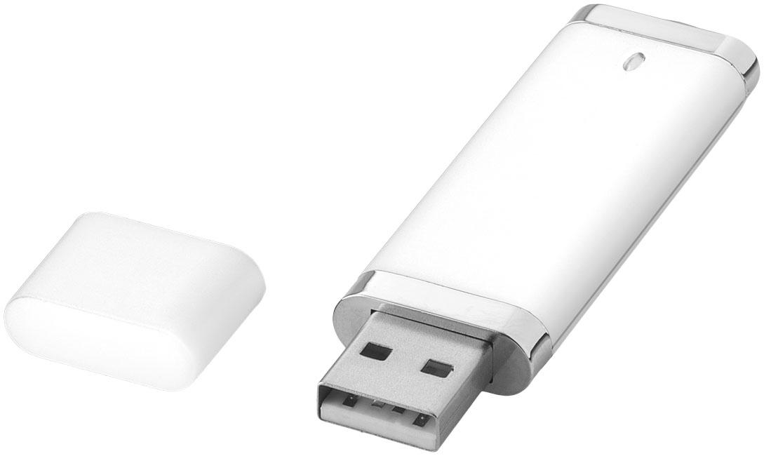 Clé USB publicitaire 4 Go Flat - Cadeau publicitaire