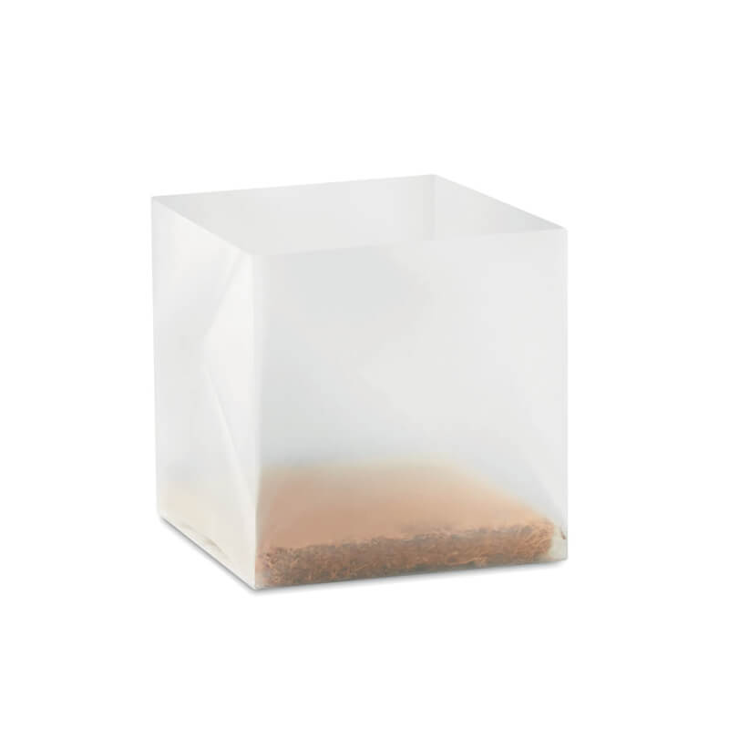 Substrat avec graines Menthe MINT - Objet pub écolo
