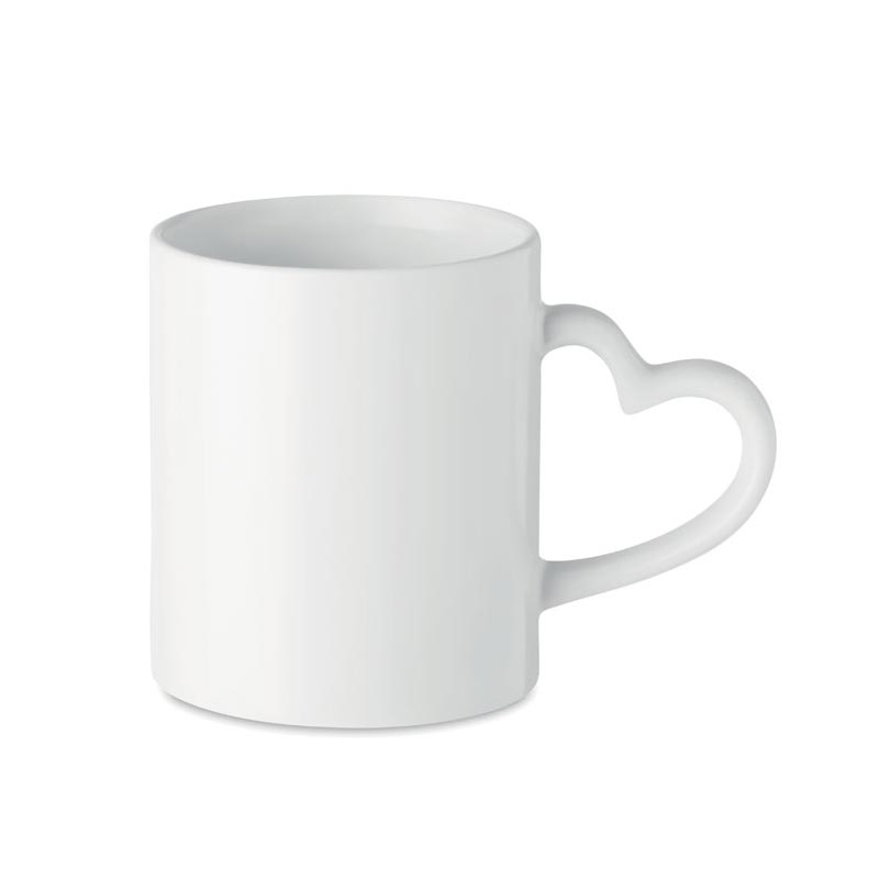 Mug céramique sublim300ml SUBLIM WHITE
