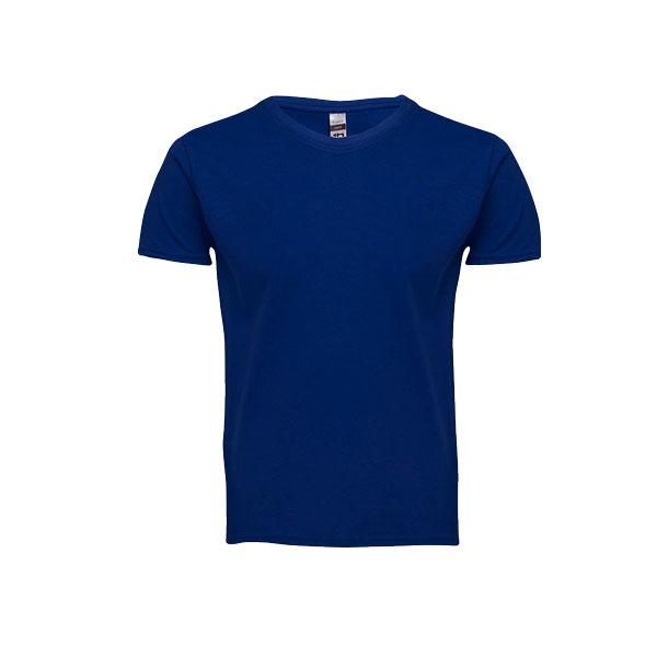 T-shirt personnalisable unisexe pour enfant Quito couleur bleu royal