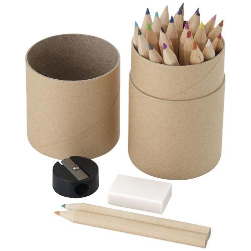 Crayons de couleur publicitaires Crea - cadeau publicitaire