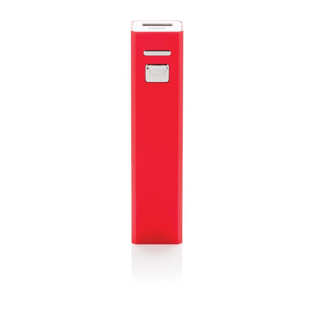 Batterie de secours publicitaire Save rouge