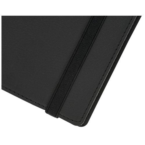 cadeau d'affaires - cernet noir personnalisable avec stylo bille Luxy