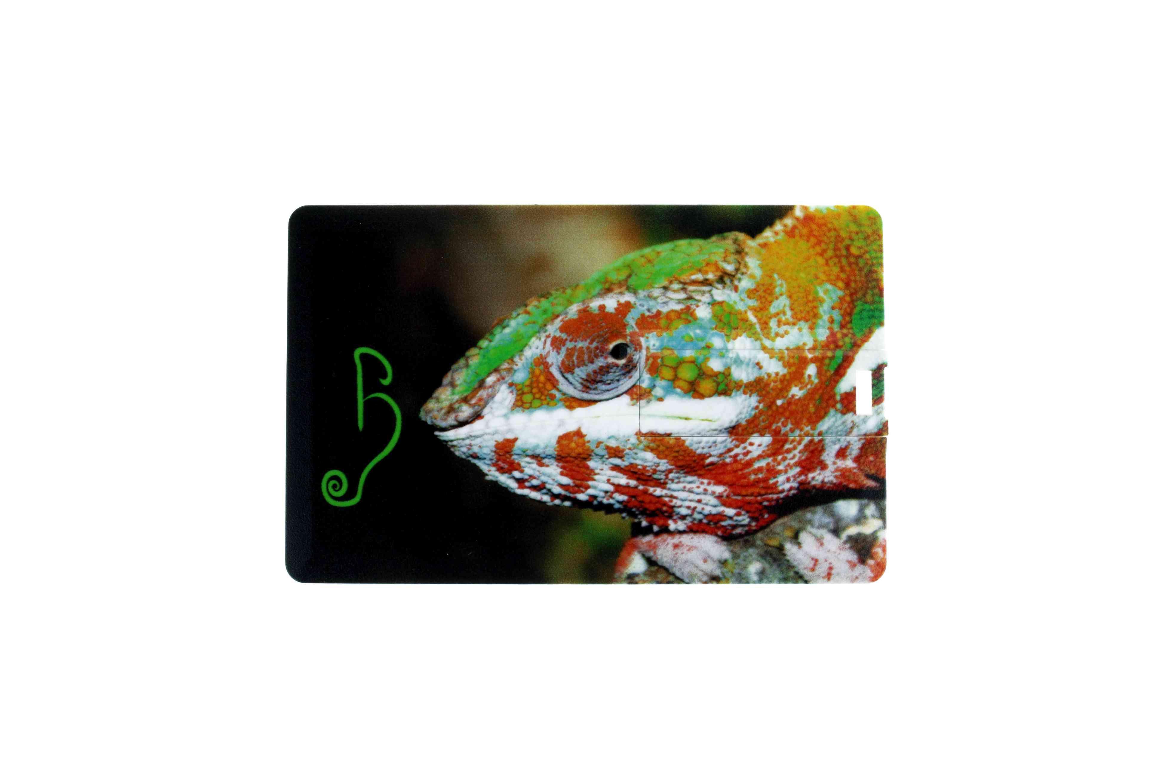 Clé USB publicitaire carte de crédit 3.0 - Objet publicitaire