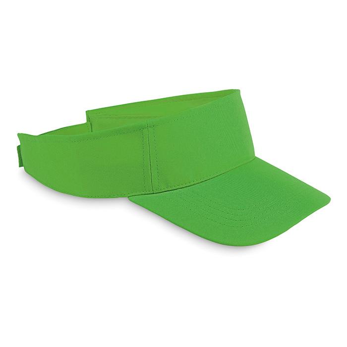 casquette personnalisable - Visière en polyester