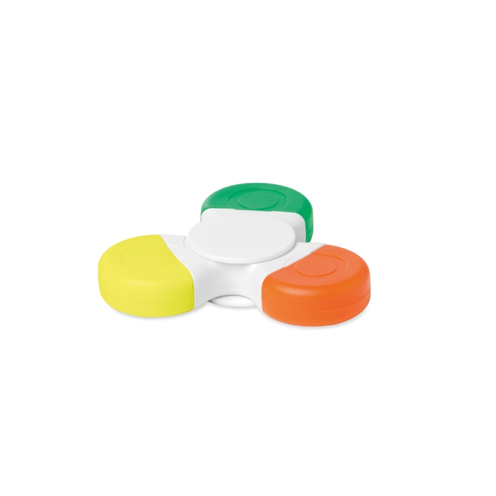 Surlingneur Spinmark 3 couleurs Hand spinner