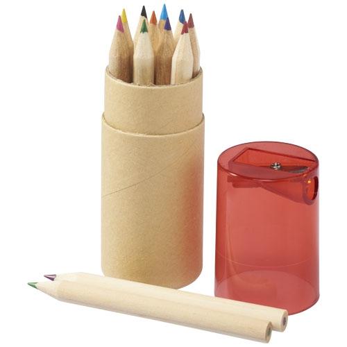 Goodies - Set de 12 crayons de couleur Joan