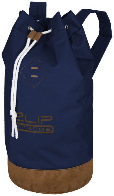 Sac à dos personnalisable Slazenger™ Chester Marin - sac marin promotionnel