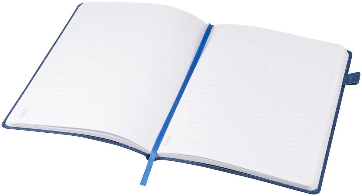Bloc-notes personnalisable avec planning Joy - carnet publicitaire
