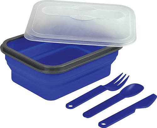 lunch box publicitaire Quiet - cadeau d'entreprise