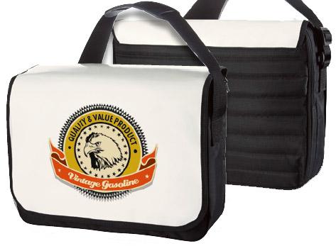 Sacoche publicitaire Flapbag Modul 2 - sacoche personnalisable