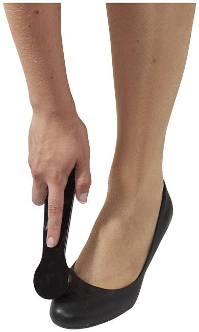 Set chausse-pied et éponge de lustrage Rapido - objet publicitaire