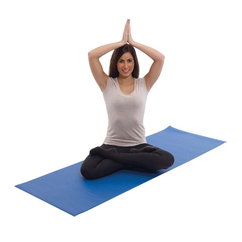 Cadeau d'entreprise - Tapis de yoga personnalisable Karma