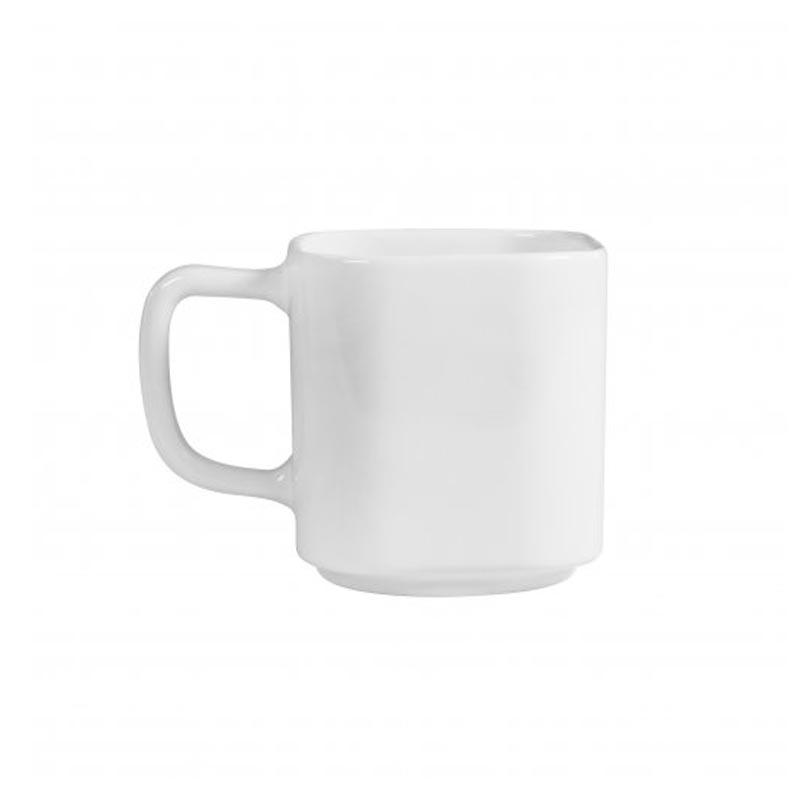 Mug publicitaire en céramique blanc