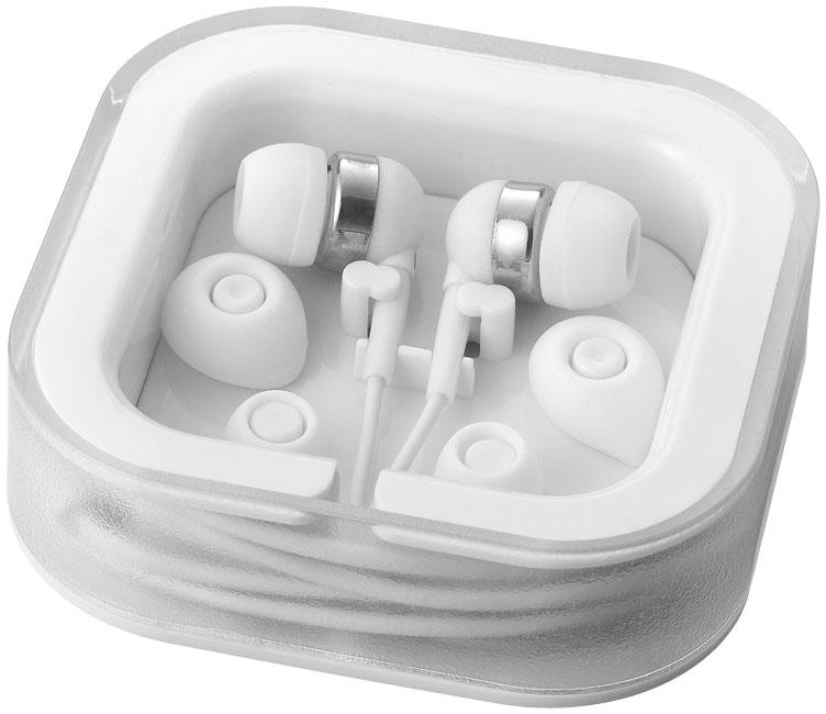 Écouteurs publicitaires Vita - Objet publicitaire high-tech