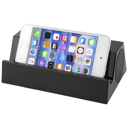 Haut parleur publicitaire Bluetooth et support Blare - Objet publicitaire