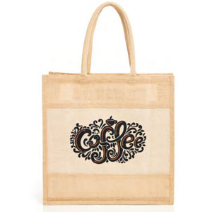 Sac shopping publicitaire Native - Sac shopping personnalisable