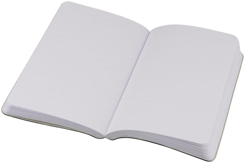 Bloc-notes personnalisé de poche Reflexa 360° - carnet publicitaire