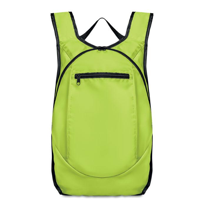 Sac de sport publicitaire Runy personnalisable vert citron