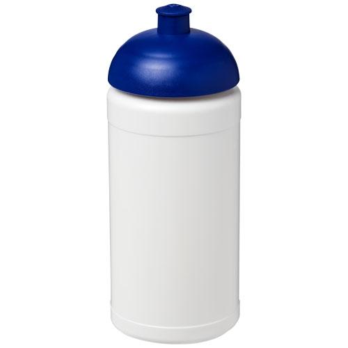 Gourde sport publicitaire Baseline® Plus 500 ml avec couvercle dôme - Bouteille de sport personnalisée