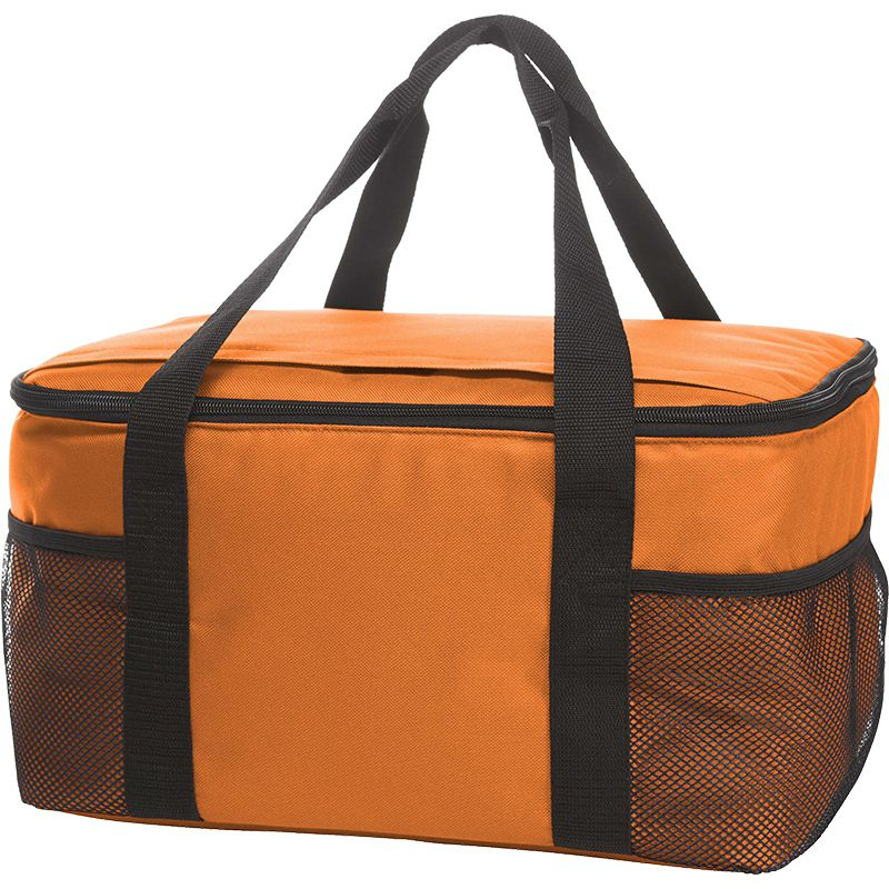 Sac isotherme publicitaire Family orange