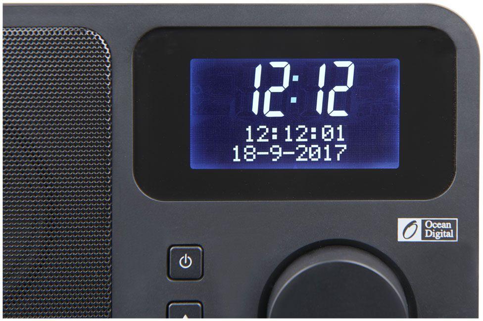 Radio publicitaire Deluxe DAB - cadeau publicitaire