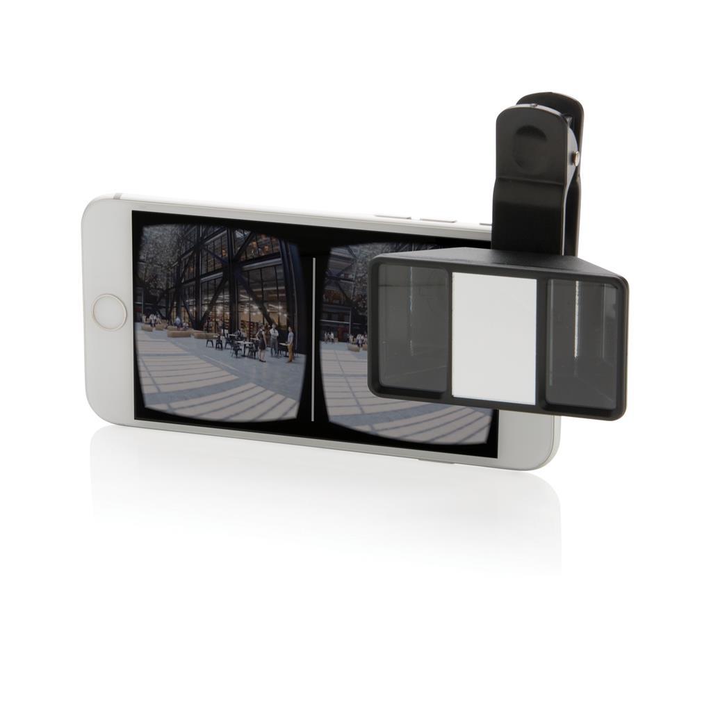 objet publicitaire high-tech - Objectif publicitaire pour smartphone 3D universel