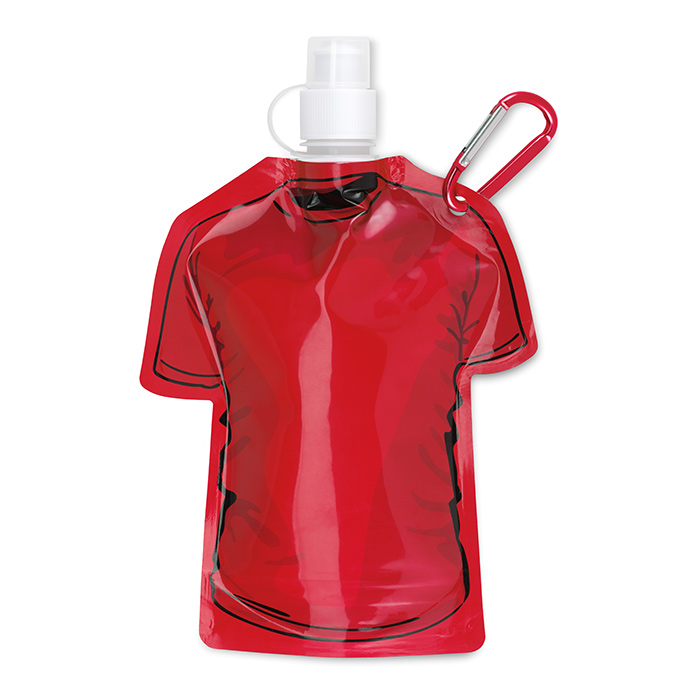 """Gourde pliable """"T-shirt""""       MO8663-03"""