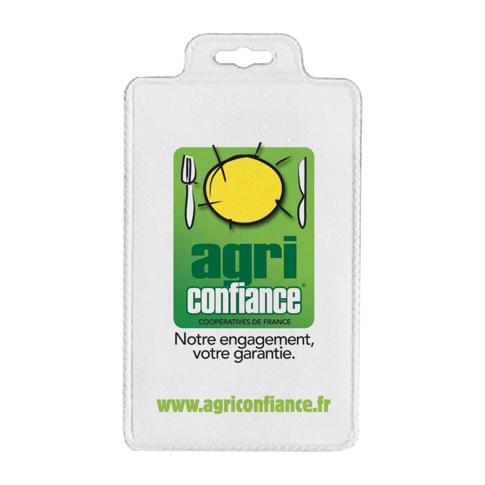 Porte-badge publicitaire Looky - porte-badge promotionnel
